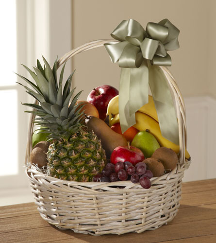 Lovely Fruit Basket