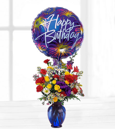 Balloon Bouquets Delivered To Richmond BC From Natures Wonders Florist